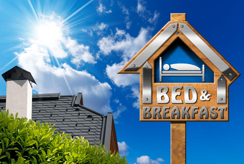 Puyallup, WA.  Bed & Breakfast Insurance